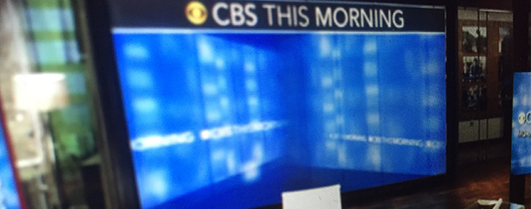 Melissa Mesku on CBS This Morning